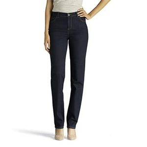 Lee Women's Tall Instantly Slims Classic Fit